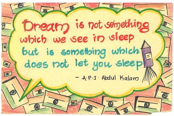 Dear Kalam Sir: Anthology of handwritten postcards to APJ Abdul Kalam turned into a book