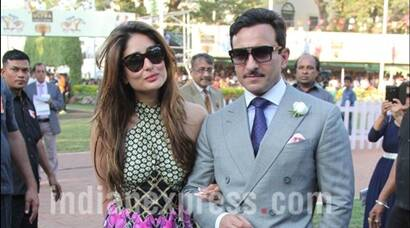 Kareena Kapoor and Saif Ali Khan are going to be parents. Here's their married life in pictures