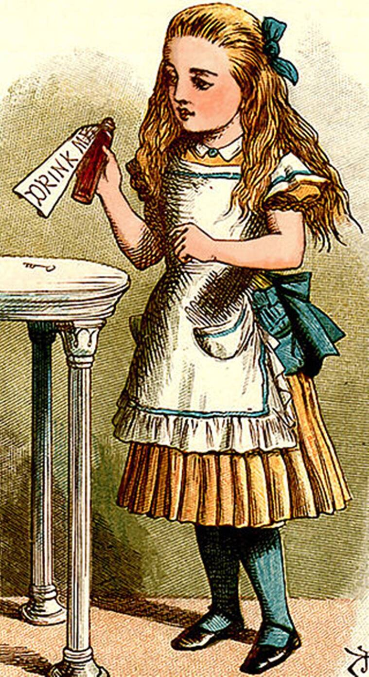 differences between alice s adventures in wonderland Differences between alice's adventures in wonderland and through the looking glass - at the mention of the name alice, one tends to usually think of the children's stories by lewis carroll.