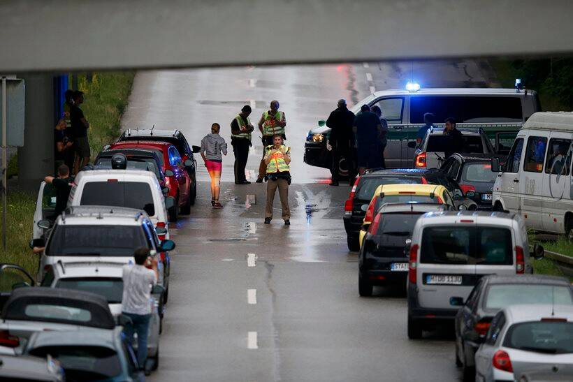 One killed, several injured after shooting spree in Munich