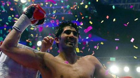Vijender pleads for an end to boxing's mess