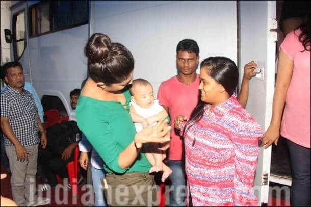 Priyanka Chopra, Priyanka ahil, salman khan, salman sultan, salman ahil, ahil pics, Priyanka ahil pics, arpita khan, arpita son ahil, Priyanka Chopra baywatch, Priyanka, entertainment photos