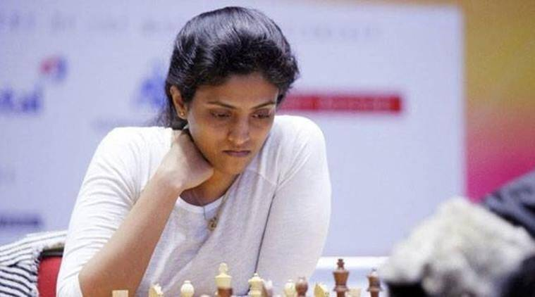 Harika Dronavalli edges out Nana Dzagnidze to enter semis