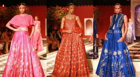 Anita Dongre's collection at ICW 2016 is a celebration of love