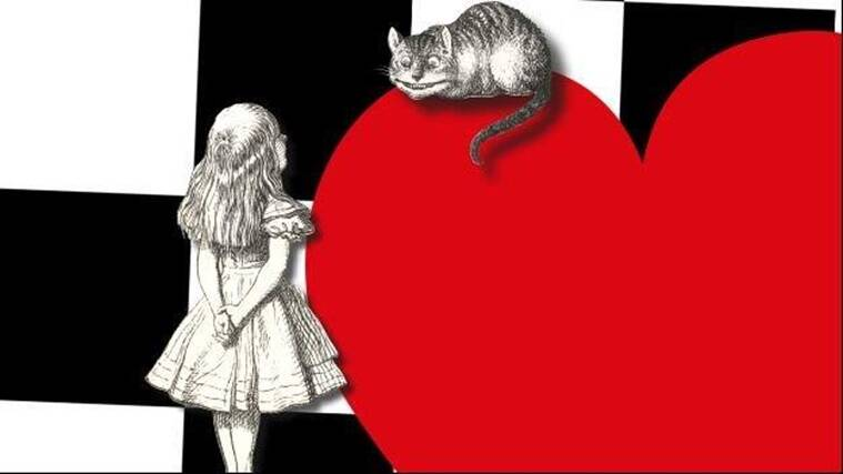 7. alice in wonderland by lewis caroll fb page