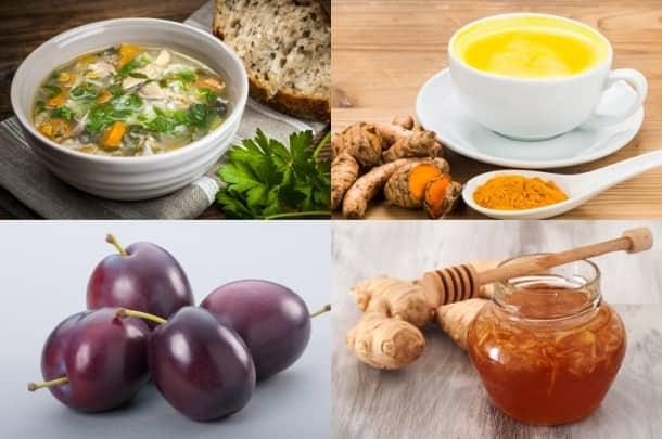 monsoon food, boost immunity, children's diet, healthy diet