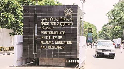PGI, PGI chandigadh, Postgraduate Institute of Medical Education and Research, pgi faculty, Union Health Ministry, adhoc service, adhoc union health ministry, latest india news