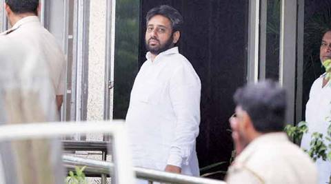 Amanatullah arrest, Amanatullah Khan, non-cognisable case, case of intimidation, Amanatullah Khan news, AAP MLA, Delhi news, India news