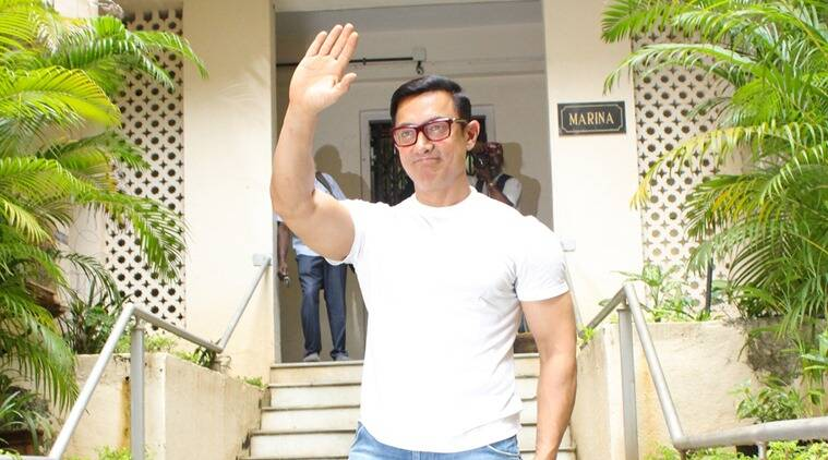 Aamir Khan, Aamir Khan eid, Aamir Khan eidi, Aamir Khan son, Aamir Khan azad, Aamir, entertainment news