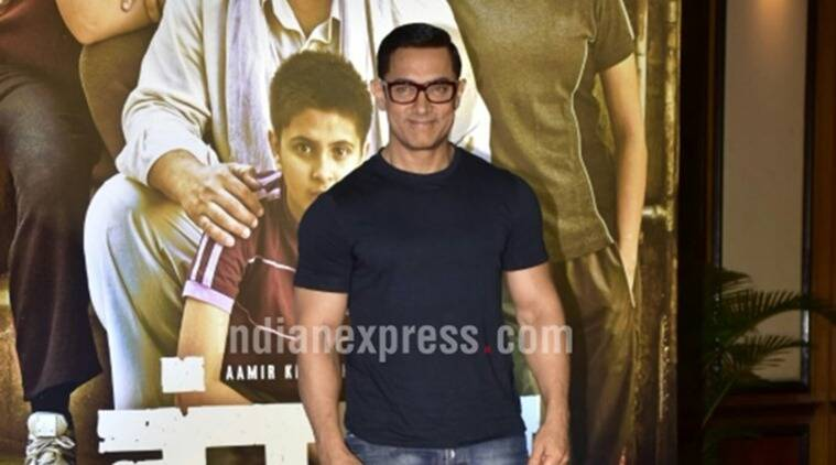 Aamir Khan, Aamir Khan dangal, dangal, dangal poster, Aamir Khan bipic, Aamir Khan film, Aamir Khan news, entertainment news
