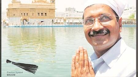 AAP AAP in Punjab, Punjab election, AAP youth manifesto, AAP manifesto for Punjab elections, Broom alongside golden temple in manifesto, Punjab news, latest news, India news