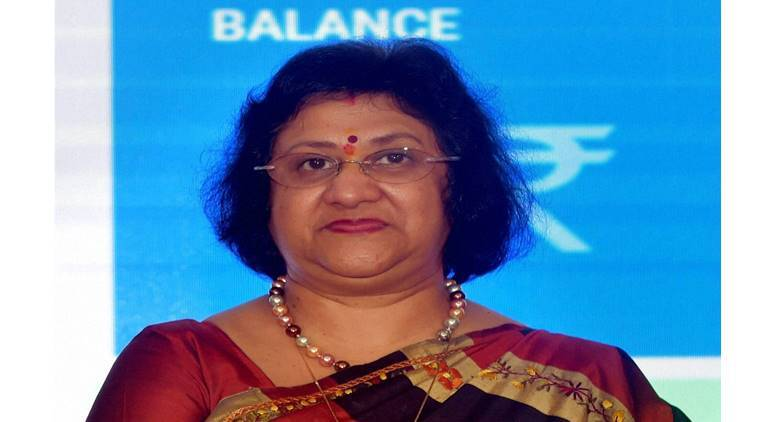 Arundhati Bhattacharya, SBI, State Bank of India chairman Arundhati Bhattacharya, Reserve Bank of India (RBI), SBI increased provisioning,  NCLT,  Jio Payments Bank, CBI, world news, latest news, india news
