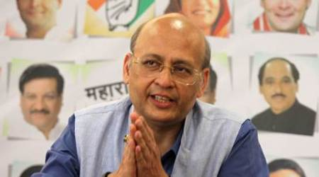 Congress, BJP government in Madhya Pradesh, Sardar Sarovar project, Abhishek Singhvi, Shivraj Singh Chouhan, resettlement and rehabilitation of the oustees, India Scam news, latest news, India Scams news,