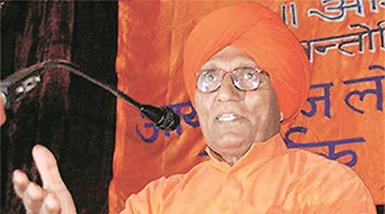 swami agnivesh, farmers, india news, indian express news
