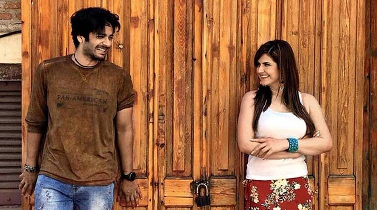 Always wanted to become a singer, says Zareen Khan