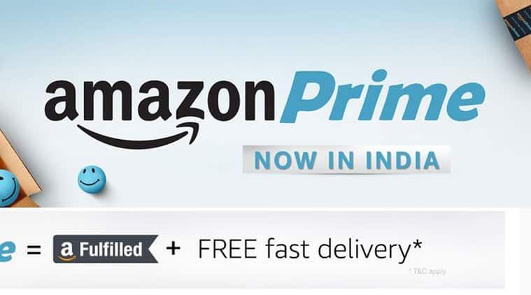 Amazon launches Prime loyalty program in India