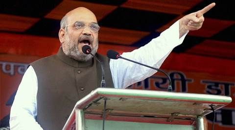 GST will bring  new era of development, economic reforms, says Amit Shah - The Indian Express