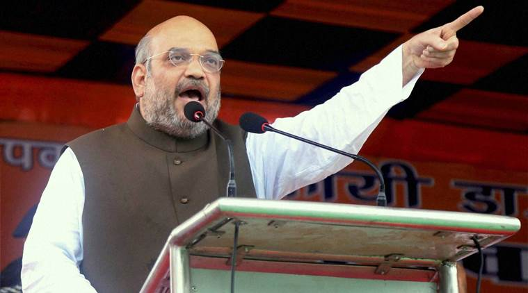 Amit Shah, BJP, UP, UP politics, UP elections, NDA govt, SP, BSP, Congress, Mayawati, Akhilesh Yadav, Rahul Gandhi, Narendra Modi govt, UP elections news, UP news, India news