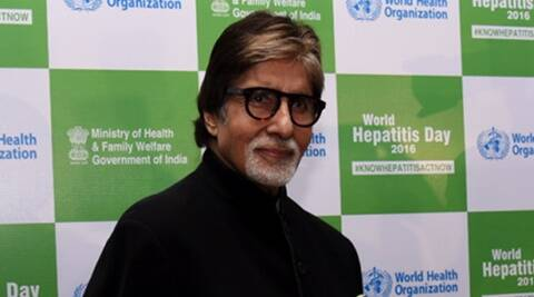 Amitabh Bachchan calls for educating aanganwadis about  hepatitis