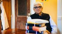 Amitav Ghosh at Express Adda on Saturday