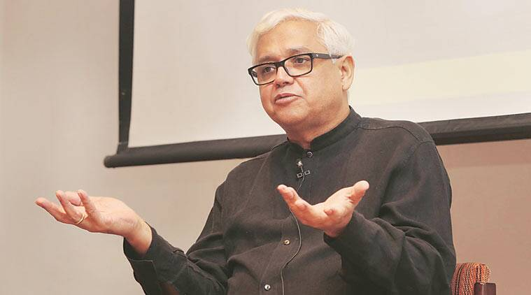 Amitav Ghosh- Indian author.