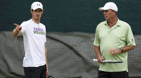 Murray splits with Lendl for second time