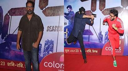 What were Ranveer Singh, Anand L Rai doing at Anil Kapoor's 24 season 2 premiere?