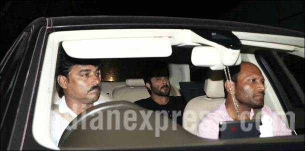 Sultan, Salman Khan, Sultan movie, anil kapoor, sultan screening pic