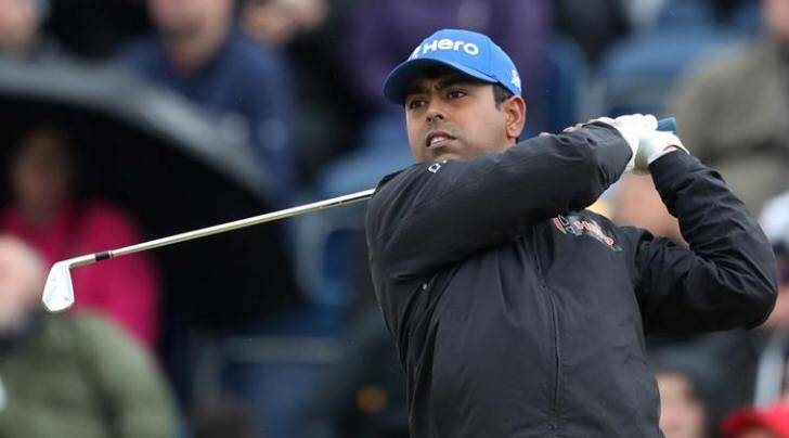 Anirban Lahiri, Lahiri Anirban, Anirban Lahiri British Open, Anirban Lahiri Royal Troon, British Open, British Open Troon, Royal Troon gold tournament, golf, golf news