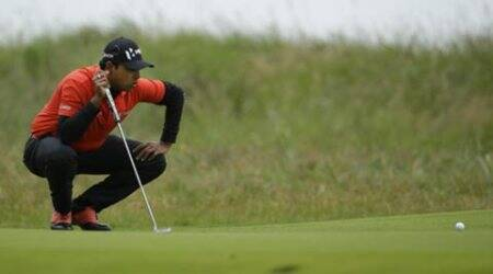 British Open, British Open golf, Golf British Open, Anirban Lahiri, Anirban Lahiri golf, Anirban Lahiri british open, sports