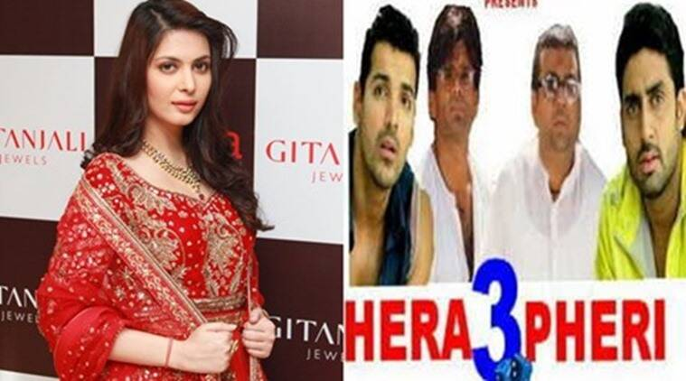 Ankita Shorey, Hera Pheri 3, Hera Pheri 3 starcast, Ankita Shorey upcoming projects, Hera Pheri 3 latest news, Ankita Shorey latest news, entertainment news