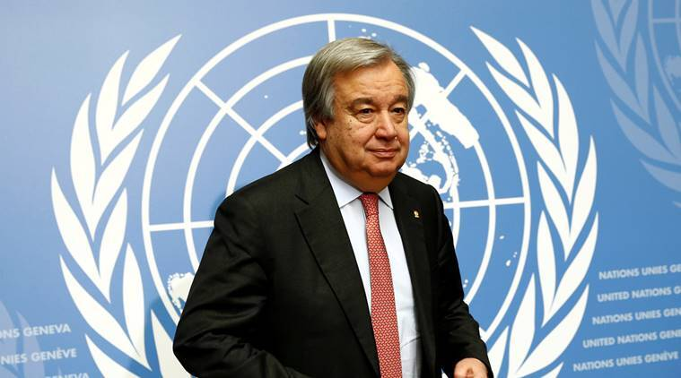UN, United Nations, United Nations chief, Un chief, Guterres, Ban ki moon, succeed, portugal former prime minister, antonio guterres, secretary general election, world news, indian express