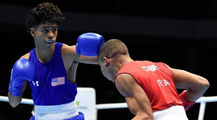 Antonio Vargas, Vargas, Rio 2016 olympics, Rio Games, Boxing, Boxing rules, Boxing Rio 2016 Olympics, USA Boxing team, Rio, Sports