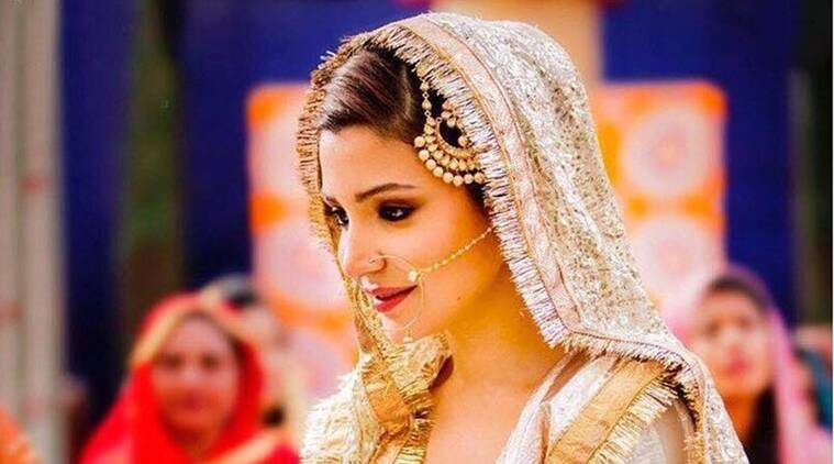 Image result for anushka sharma as a bride