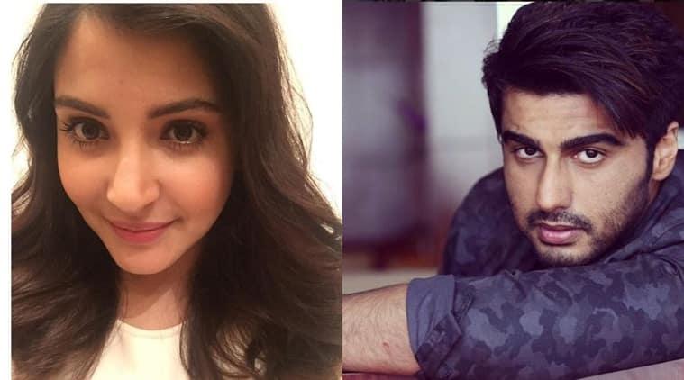 Anushka Sharma, Arjun Kapoor, Kenada