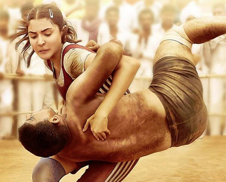 Sultan sets a benchmark for getting the technique right a - Anushka sharma sultan images ...