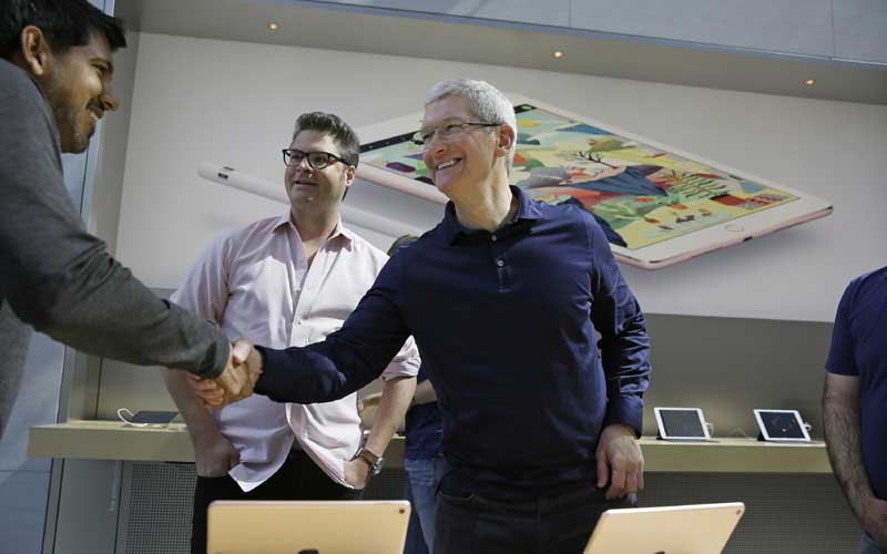 Apple, Apple Augmented Reality, Pokémon GO, Apple AR, Tim Cook Pokémon GO, Tim Cook Pokeman comment, Apple Q3 results, Apple, CEO Tim Cook