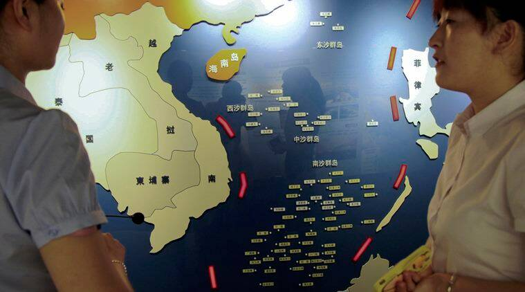 South China Sea, China, People's Liberation Army, China Kick Starts military exercise, China military exercise, Military exercise in south china sea, South china sea Exercise, China on south china sea, latest news, International news, world news