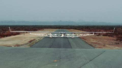 Aquila: Facebook's solar-powered plane and the technology behind it