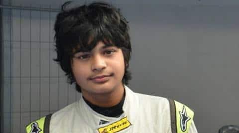 Arjun Maini, Arjun Maini Motor sport, Arjun Maini GP3 series, Arjun Maini India, Motor sport, G3 series