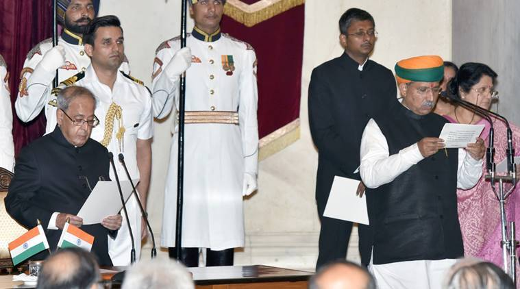 modi cabinet shuffle, cabinet shuffle, cabinet expansion, modi cabinet expansion, bjp, nda, india news, latest news, bjp news, cabinet ministers, new cabinet ministers, arjun ram meghwal