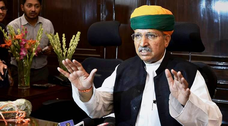 CSR, CSR norms, companies not investing, CSR policies, Minister of State for Corporate Affairs Arjun Ram Meghwal, Rajya Sabha, indian express news