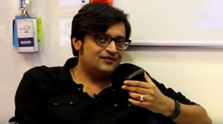 arnab goswami, republic TV, republic TV live, republic TV launch date, republic TV on tata sky, arnab goswami channel, indian express, india news