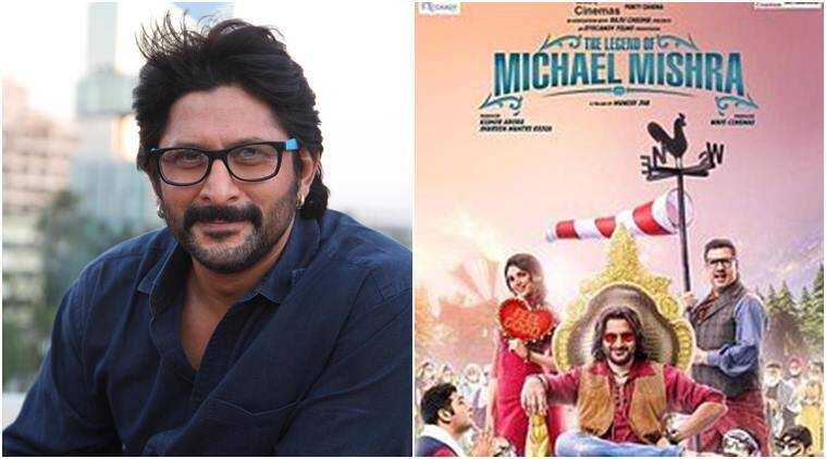 Arshad Warsi, The Legend of Michael Mishra, Arshad Warsi movies, Arshad Warsi upcoming movies, The Legend of Michael Mishra starcast, The Legend of Michael Mishra latest news, Arshad Warsi latest news, entertainment news