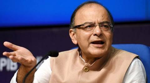 Arun Jaitley, Andhra Pradesh govt, Andhra Pradesh finance minister Yanamala Ramakrishnudu, andhra pradesh sales tax dues, andhra pradesh seeks sales tax compensation, andhra pradesh news, india news