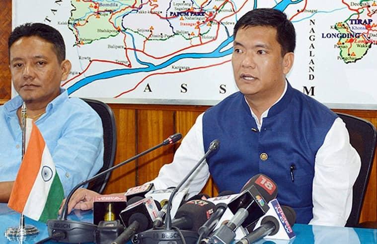 arunachal pradesh, arunachal pradesh roads, arunachal pradesh cm, pema khandu, arunachal pradesh congress, khandu, pema, arunachal pradesh infrastructure, arunachal pradesh news, india news