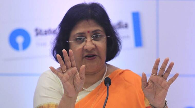 State Bank of India, Demonetisation, Master card, Visa card, debit card, news, latest news, India news, national news, SBI, RuPay debit cards, merchant discount rate,  Arundhati Bhattacharya