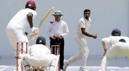 Ashwin back on top in Test bowler rankings