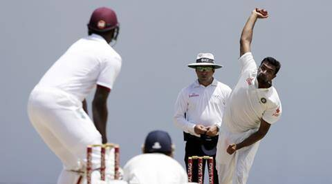 Ravichandran Ashwin, R Ashwin, Ashwin, Ashwin India vs West Indies, Ashwin wickets West Indies, Ashwin wickets, India vs West Indies, Cricket, Cricket news, sports