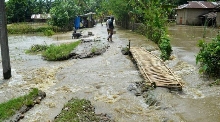 asam, assam floods, assam flood situation, assam flood, assam rains, assam floods 2016, floods 2016, northeast floods 2016, india news